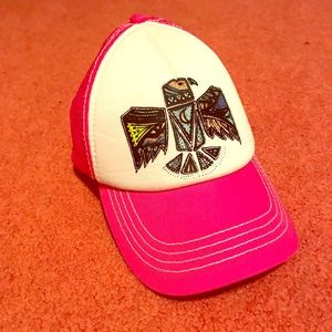 Never worn Billabong trucker hat